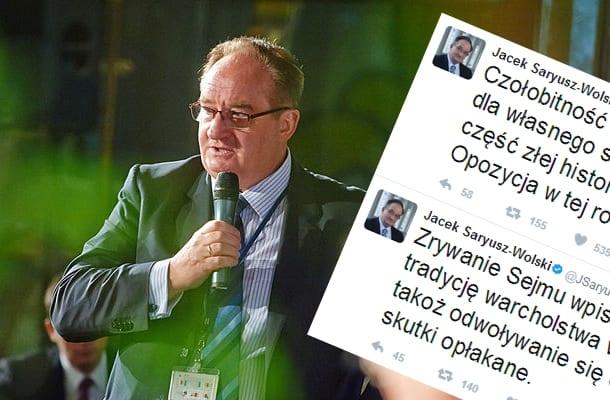 Były polityk PO ostro o swojej partii:
