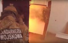 Nowy spot Oddziału Specjalnego Żandarmerii Wojskowej w Warszawie. Robi wrażenie! [WIDEO]