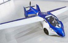 Firma AeroMobil zaprezentowała swój latający samochód!