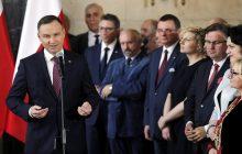 Andrzej Duda zabrał głos ws. ataku USA na syryjską bazę.