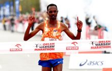 Orlen Warsaw Marathon - Kenijczyk Kimutai zwycięzcą, Kozłowski mistrzem Polski