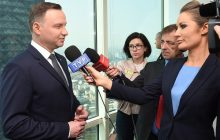 Andrzej Duda zabrał głos ws. wyborów we Francji. Dyplomatyczna wypowiedź prezydenta