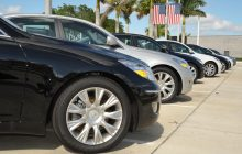 W USA spadła sprzedaż nowych aut
