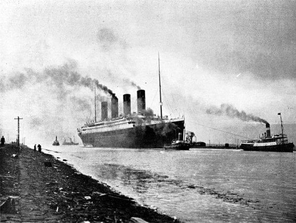 Sprzedano futro z Titanica. Kosztowało prawie 750 tys. złotych