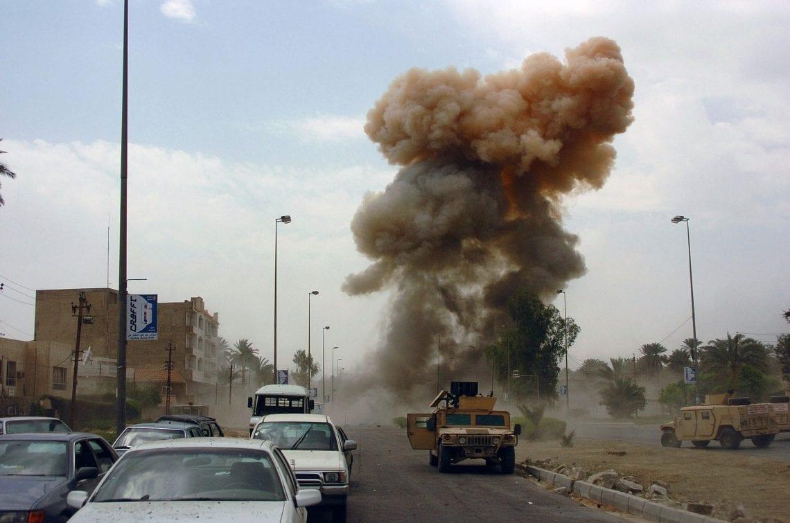 Dwie największe organizacje terrorystyczne na świecie połączą siły? Niepokojące słowa wiceprezydenta Iraku