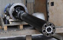 Udaremniona próba wwiezienia z Ukrainy do Polski elementów działka 30 mm!