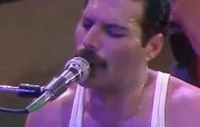 Tę piosenkę zespołu Queen zna każdy. Ale w takiej formie można docenić wokalistę jeszcze bardziej! [WIDEO]