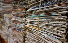 Polacy przestają kupować gazety codzienne? Największy spadek