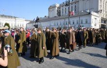 Katyński Marsz Cieni – w historycznych mundurach, w hołdzie zamordowanym