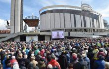 Kraków: Święto Miłosierdzia Bożego w Sanktuarium w Łagiewnikach
