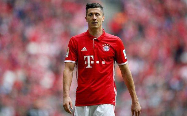 Kolejny gol Roberta Lewandowskiego. Bayern znów wygrywa w Bundeslidze [WIDEO]
