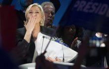 Sensacyjna zmiana we Francji? Po 20 milionach przeliczonych głosów prowadzi... Marine Le Pen!