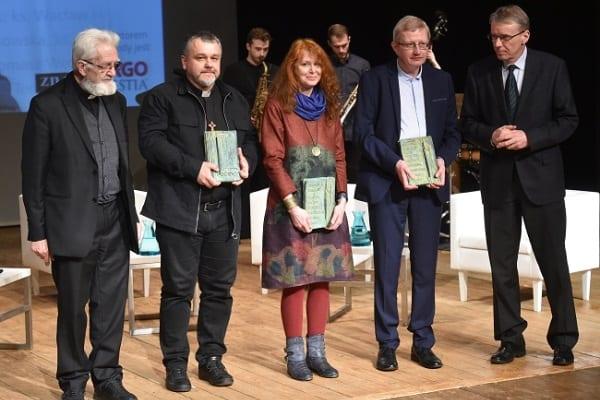 Kraków: Wręczono Nagrody Znaku i Hestii im. ks. J. Tischnera