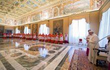 Papież dziękuje Caritas Polska za inicjatywę na rzecz rodzin w Syrii
