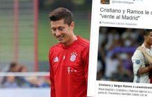 Lewandowski po sezonie odejdzie do Realu? Do transferu miało go namawiać dwóch najbardziej wpływowych graczy