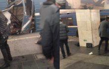 Nowe ustalenia ws. zamachu w Petersburgu. Mężczyzna uwieczniony przez kamery sam zgłosił się na policję