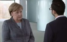 Kuriozalna wypowiedź Merkel! Apeluje do uchodźców: Osiedlajcie się we wsiach, bo w miastach... nie ma już miejsc [WIDEO]