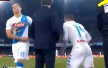 Niecodzienna sytuacja w meczu o Puchar Włoch! Rywal Milika o miejsce w składzie zmienił go na boisku... i po kilku sekundach strzelił gola [WIDEO]