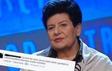 Kolejna fala antypisowskiego szamba. Tym razem na profilu Joanny Senyszyn.