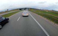 Brawura i głupota. Polak w BMW wkurza rosyjskiego kierowcę na drodze. Ten drugi opublikował w sieci nagranie [WIDEO]