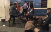 Wybuch w metrze w Petersburgu! Są ofiary [WIDEO+FOTO 18+]