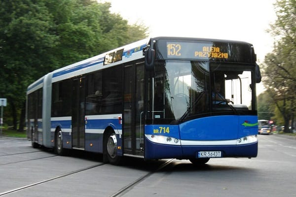 Polskie autobusy trafią do kolejnego państwa!