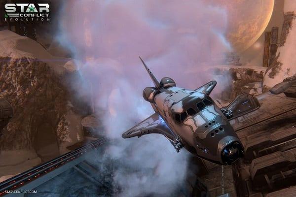 Star Conflict – do gry trafiają legendarne statki kosmiczne USA i ZSRR