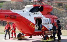 Śmiertelny wypadek w Tatrach!