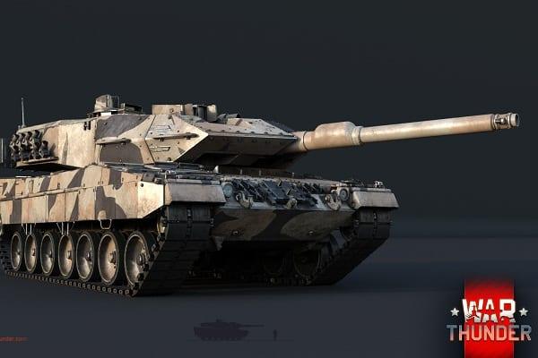 Nowy dodatek do War Thunder wprowadza nowoczesne militaria