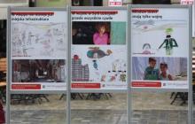 Wojna widziana oczami syryjskich dzieci. Poruszająca wystawa na wrocławskim rynku [FOTO]