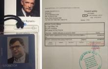 Korwin-Mikke odpowiada na zarzuty Stonogi i publikuje dowody wpłaty za BMW