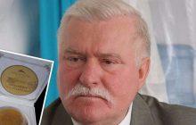 Lech Wałęsa otrzymał medal od... miejsca swojego internowania!