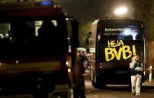 Zaskakujące informacje ws. ataku na autokar piłkarzy Borussii Dortmund! Odpowiedzialność za czyn wzięła Antifa!