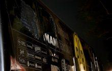 Eksplozje przed autokarem wiozącym piłkarzy Borussii Dortmund! Jeden z nich został ranny