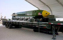 Afgańskie ministerstwo obrony wystosowało komunikat po zrzuceniu amerykańskiej bomby. Są ofiary wśród bojowników ISIS