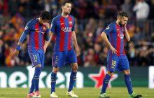 Barcelona za burtą, Juventus w półfinale Ligi Mistrzów. Fotografia Neymara wykonana po zakończeniu spotkania najlepiej oddaje przebieg meczu [FOTO]