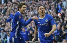 Mocny kandydat na gola roku! Fantastyczny strzał zawodnika Chelsea w półfinale Pucharu Anglii [WIDEO]