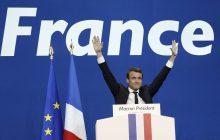 Ostateczne wyniki I tury wyborów prezydenckich we Francji