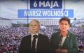 To nagranie pojawiło się na oficjalnym profilu Platformy Obywatelskiej. Kukiełki Kaczyńskiego i Szydło zapraszają na antyrządowy marsz [WIDEO]