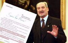 Kolejny list Prezydenta do MON. Pyta o wpływ tworzenia wojsk obrony terytorialnej na gotowość bojową armii [FOTO]