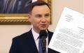 Kukiz pisze do Andrzeja Dudy ws. referendum. Przypomina postulat z 2013 roku