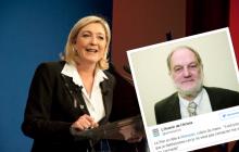Francuski burmistrz obraża mieszkańców gminy, w której Le Pen zdobyła 38% głosów.