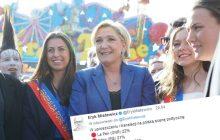 Le Pen to ONR, a Fillon to PiS? Znany konsultant polityczny prezentuje zaskakujące zestawienie