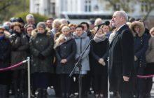 Macierewicz: stołeczny garnizon ma obowiązek strzec popiersia Lecha Kaczyńskiego, który poległ w obronie RP