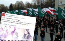 Rocznica ONR tym razem w Warszawie. Jest już plakat! Będzie powtórka z Białegostoku?