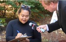 Zaskakujące wyniki eksperymentu społecznego. Kobiety podpisują petycję... przeciwko prawu wyborczemu kobiet [WIDEO]