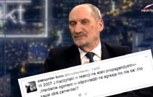 Bliski współpracownik Macierewicza zarzuca Kaczyńskiemu uległość i tchórzostwo.