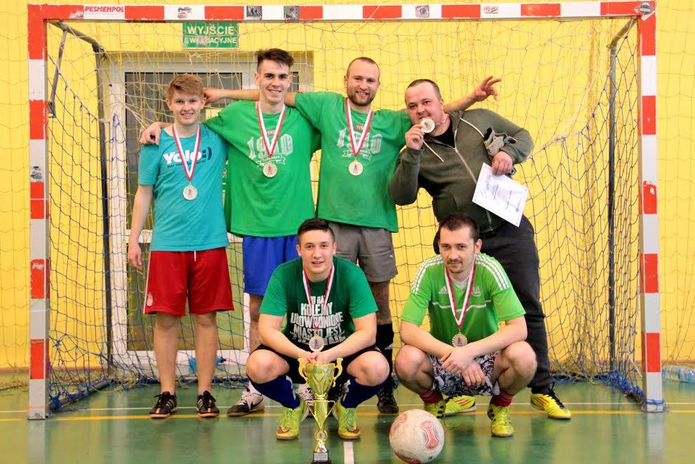 II edycja turnieju piłkarskiego