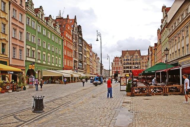 Wrocław Ukraińcami stoi. Lokalne stowarzyszenie publikuje zaskakujące statystyki