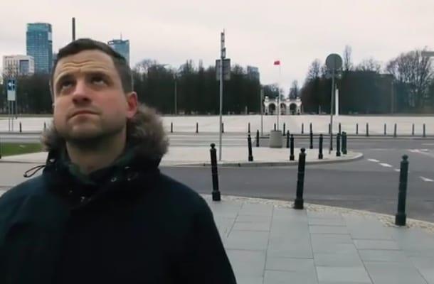 Niezwykłe nagranie! Brytyjczyk zrobił filmik o Polsce i podbił serca internautów [WIDEO]